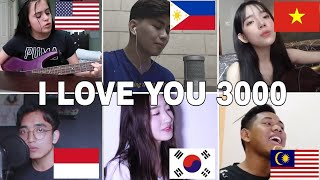 Gambar cover Who Sang It Better : Stephanie Poetri - I Love You 3000 (us,vietnam,philippines,malaysia)