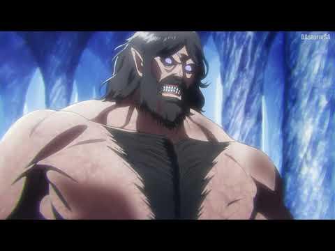 Гриша Йегер против Фриды Райс / Grisha Jaeger vs Frieda Reiss [Attack on Titan 3]