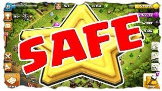⭐ SAFE EIN STERN ⭐ - CLANKRIEG MIT RH7-RH9 | Clash of Clans Deutsch | Let´s Play COC
