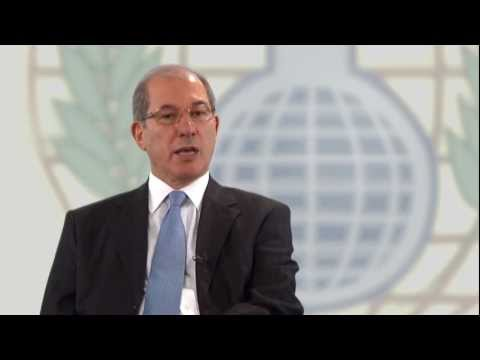 Interview with H.E. Mr. Ahmet Üzümcü, Director-General of the OPCW