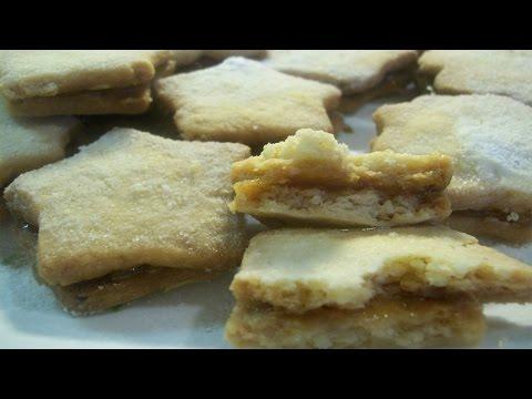 Домашнее печенье на смальце, простой рецепт