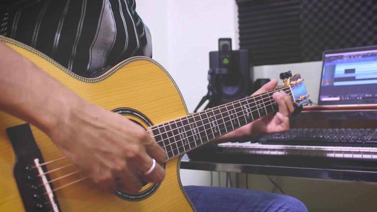 အငဲ - ပျက်စီးခြင်း Unplugged Guitar Cover