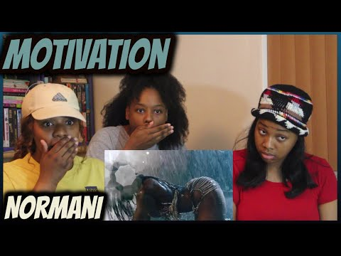 "Normani ""Motivation"" || Reaction"