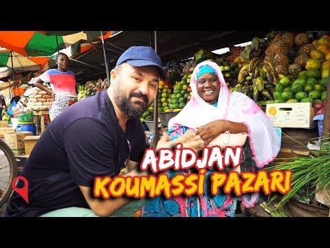 Abidjan Koumassi Pazarı