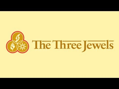 The Three Jewels in New York City