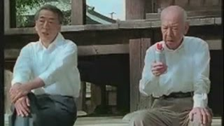 【名作(笑)】「キンチョール」(大滝秀治・岸部一徳)TVCM 90sec 岸部一徳 動画 6
