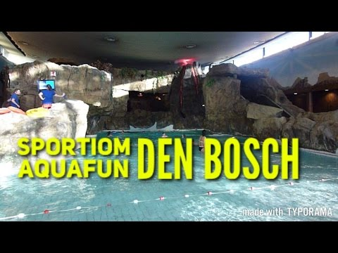 Zwembad Den Bosch.Sportiom Aquafun Den Bosch Zwemparadijs