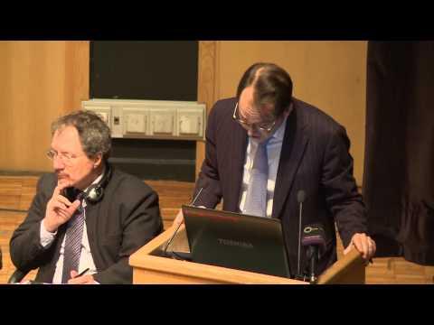 Roland Galhargue, Francia nagykövet - Köszöntő