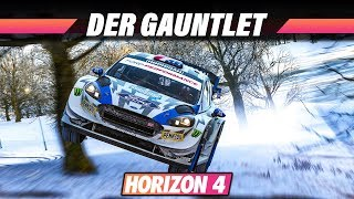 Winter GAUNTLET im Hoonigan Fiesta – FORZA HORIZON 4 Gameplay German | Lets Play 4K 60FPS Deutsch