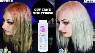 Trying Guy Tang Striptease On My Hair!
