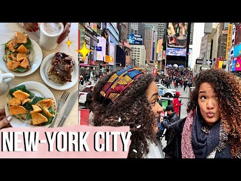4 JOURS À NEW-YORK 🗽 | Healthy food, shopping et aprèm plage ⛱️🌭