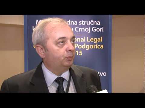 Podgorica Zoran Puhac Direktor korporativnik poslova kompanije Mozzart i govornik na najvecim konfer