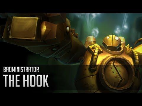 Badministrator - The Hook (Blitzcrank tribute)