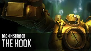 Repeat youtube video Badministrator - The Hook (Blitzcrank tribute)