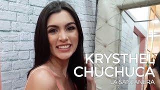 50 cosas que no sabías de Krysthel Chuchuca, La Santanera - 50 Preguntas