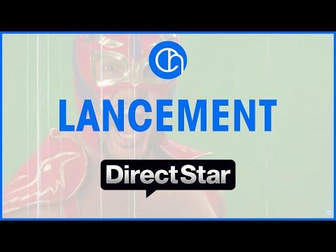 Lancement (1er Septembre 2010) - Direct Star (Canal 17)