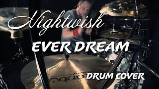 Nightwish - Ever Dream - Drum Cover By Joonas Takalo