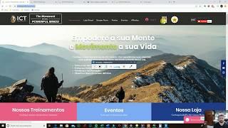 Plataforma Franqueados - como enviar link de afiliado