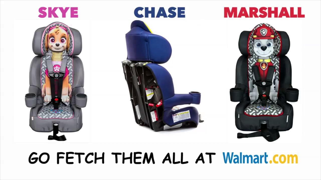 PAW PATROL 360 KidsEmbrace Car Seats