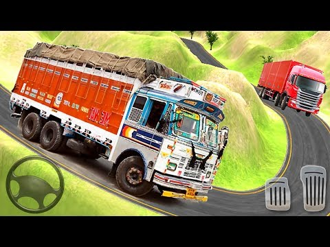 Indian Truck   Offroad Cargo 20 - Best Android GamePlay  