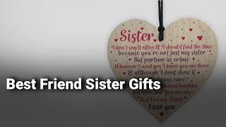 Best Friend Sister Gifts