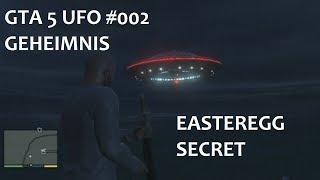 GTA 5 UFO #2 GEHEIMNIS SECRET POSITION 100 % GTA 5 deutsch EASTEREGG