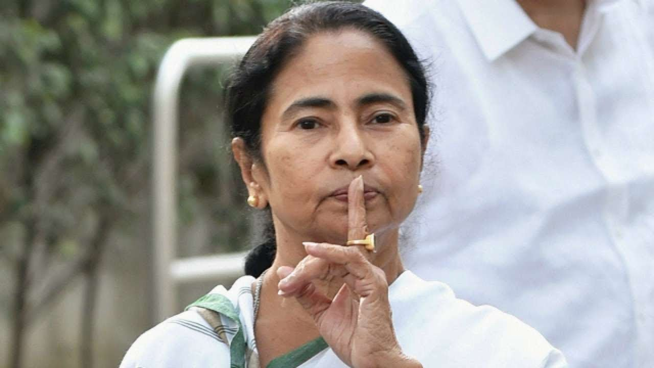 BJP to send 10 lakh 'Jai Shri Ram' postcards to Mamata Banerjee