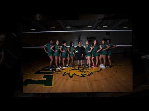 Live Oak Ridge Middle School 8th Grade Volleyball 2020