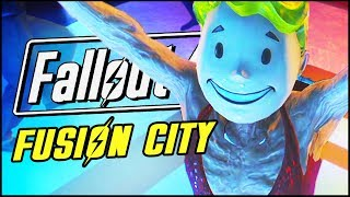 GETTING FREAKY IN FUSION CITY Fallout 4 Fusion City Mod