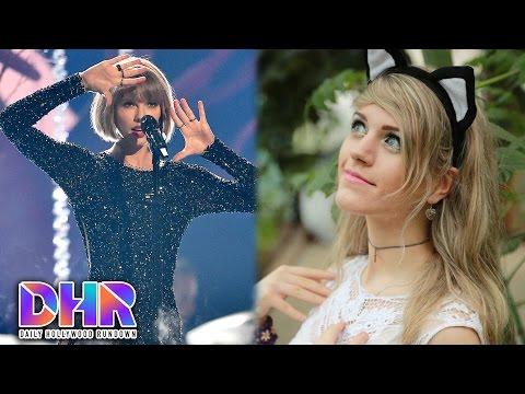 Taylor Swift Breaks Instagram Silence - Marina Joyce Builds Temple In Peru? (DHR)