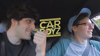 Car Boyz - A FAN CAME TO MY HOUSE w/ Steven Suptic and Cib