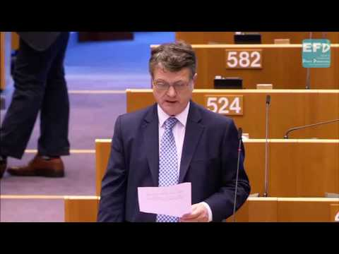 Stop mass migration of Muslims into European countries! - Gerard Batten MEP