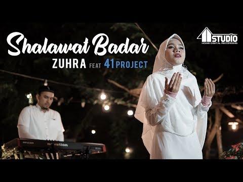 SHALAWAT BADAR - ZUHRA Feat 41 Project