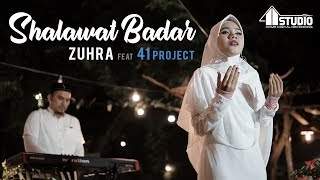 Download SHALAWAT BADAR - ZUHRA Feat 41 Project Mp3