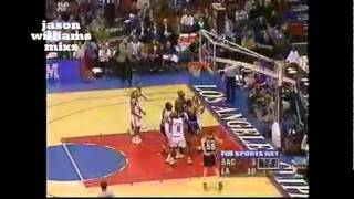 Jason Williams - 1994-2001 Highlights MixTape Vol.1 10.22 minutes