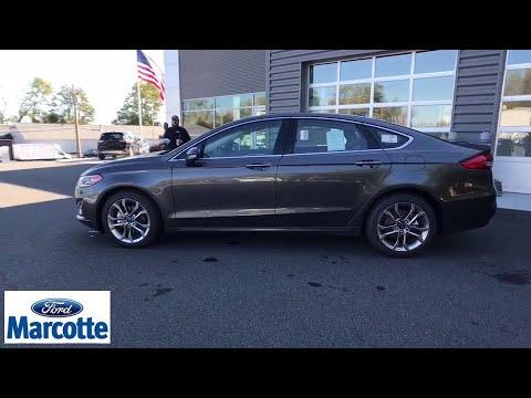 2020 Ford Fusion Hybrid Holyoke, Springfield, West Springfield, Hartford, Northampton T2004
