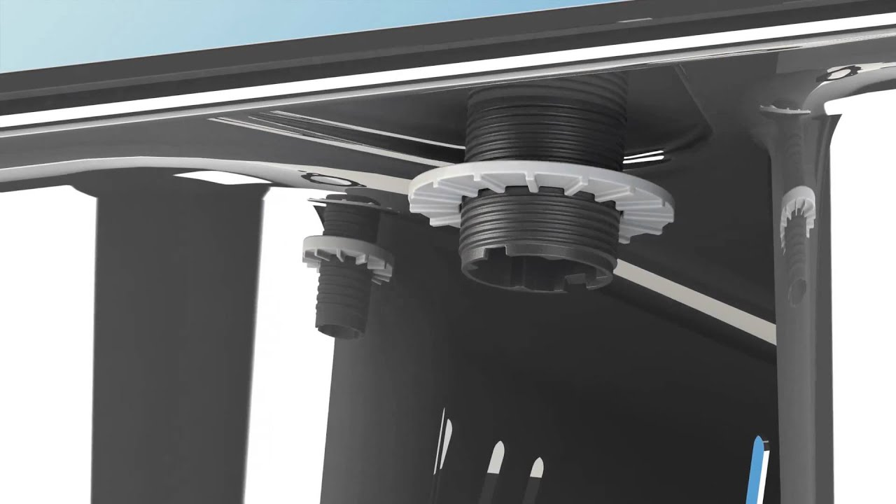 Fast System il nuovo sistema brevettato Franke di montaggio del ...