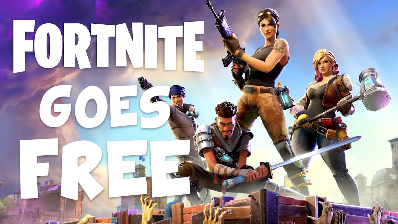 PLAY FORTNITE for FREE   Fortnite Battle Royale PUBG Survival Mode Goes  Free to Play