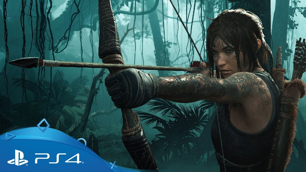 Shadow Of The Tomb Raider Launch Trailer Ps4 Youtube