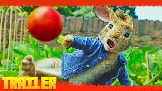 Peter Rabbit (2018) Nuevo Tráiler Oficial #2 Español