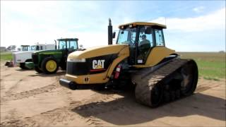1998 Caterpillar Challenger 55 tractor for sale | sold at auction May 8, 2013