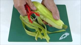 Универсальный нож для овощей и фруктов(Универсальный нож для овощей и фруктов позволяет очистить любые овощи и фрукты, нашинковать капусту, нарез..., 2013-07-08T20:37:15.000Z)