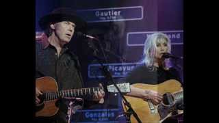 Emmylou Harris with Ricky Skaggs - Green Pastures