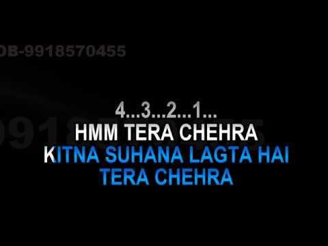 Tera Chehra Kitna Suhana Lagta Hai Jagjit Singh Video Lyrics