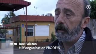 Flüchtlingsströme über Spanien und Griechenland