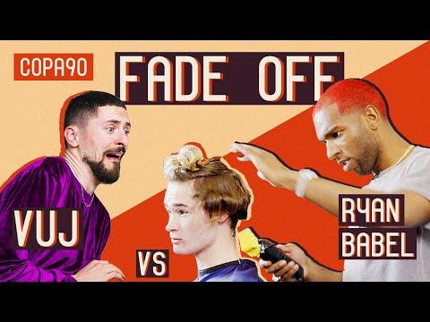 Ryan Babel Hacks A Fulham Fan's Hair | Vuj vs Ryan Babel | I Bet You