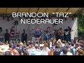 "Brandon ""Taz"" Niederauer Band: 2018-06-08 - Disc Jam Music Festival; Stephentown, NY [4K]"