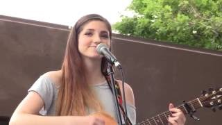 """""""Cheap Thrills"""" by Sia - cover by Clélia (LIVE)"""