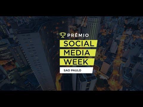 Prêmio Social Media Week São Paulo 2017