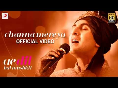 Channa Mereya FullSong ringtone from Ae Dil Hai Mushkil
